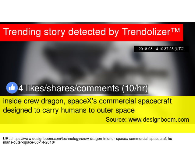inside crew dragon, spaceX'